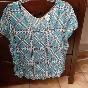 Tops - Lucky brand blouses